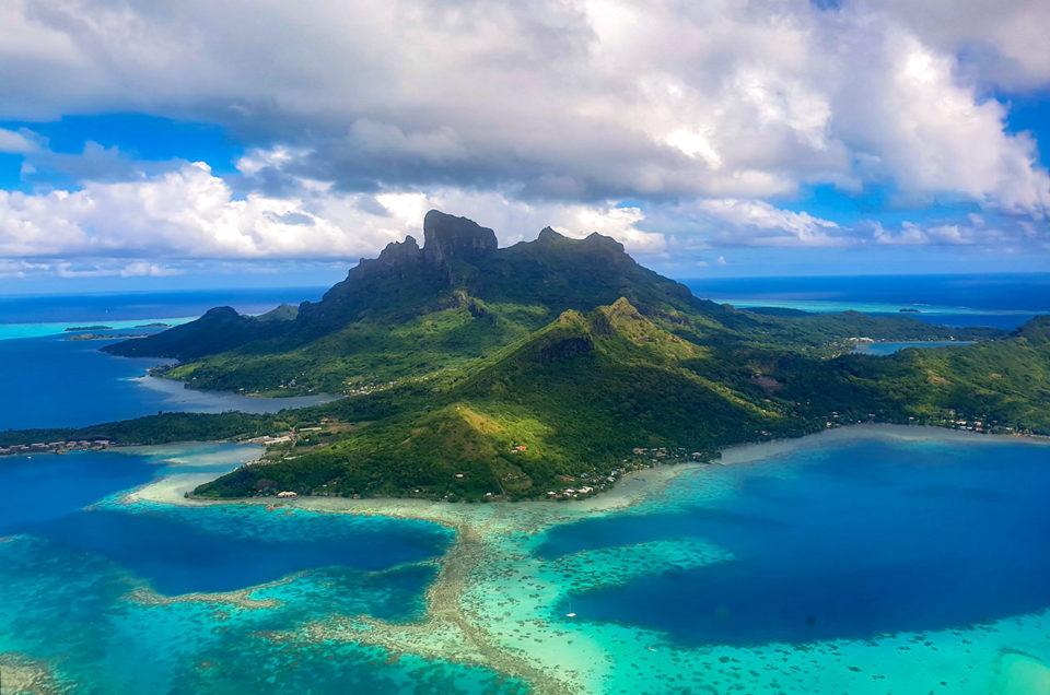 Bora Bora : la perle du pacifique
