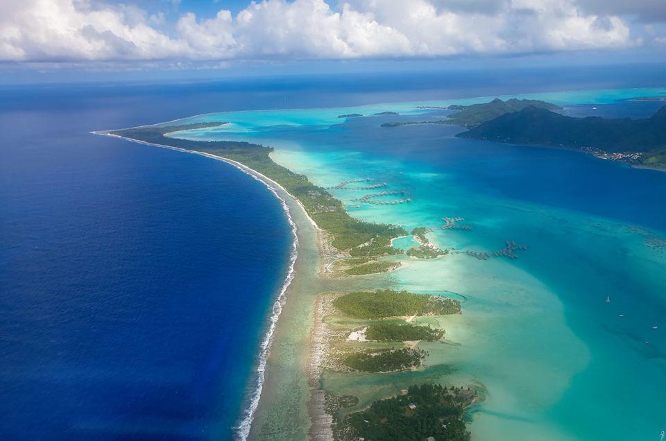 Les plus beaux endroits de le Polynésie Française en photo