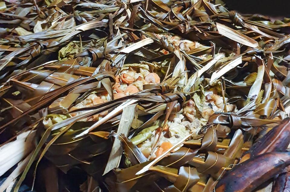 Ahi ma'a, le four polynésien, une tradition culinaire ancestrale