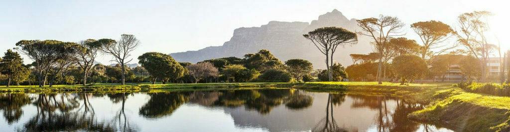 Cape Town, lieu paradisiaque de l'Afrique du Sud