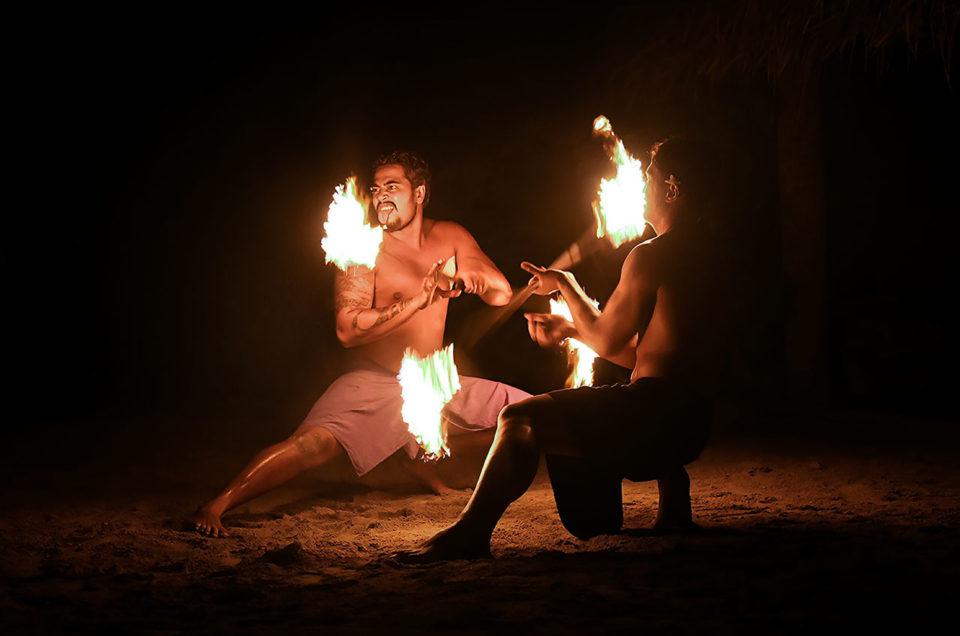 L'art de danser avec le feu