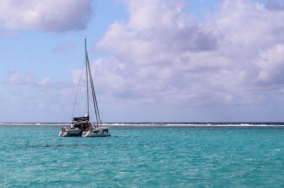 Comment préparer sa croisière en catamaran ?
