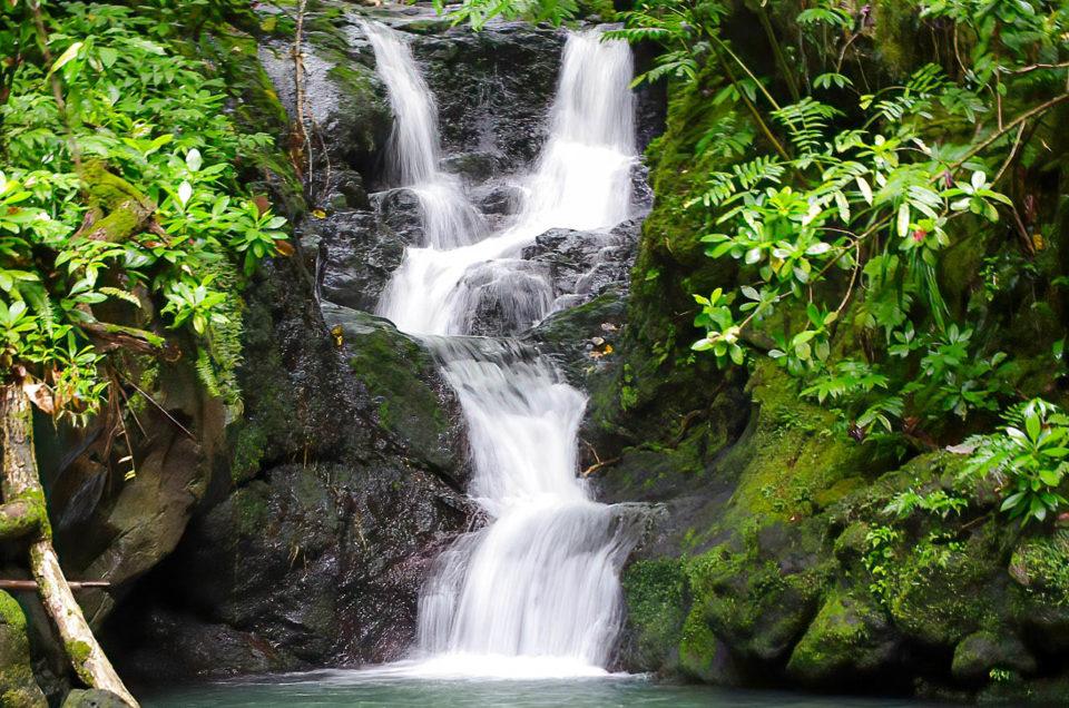 Raiatea et la légende dite des trois cascades de Faarumai